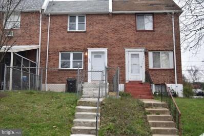 339 E 35TH Street, Wilmington, DE 19802 - #: DENC498960