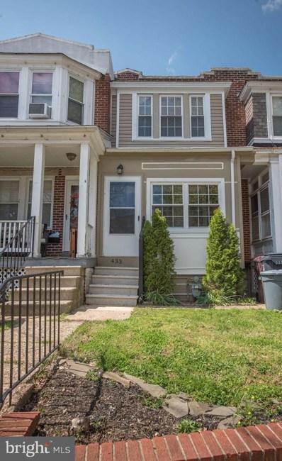 433 S Sycamore Street, Wilmington, DE 19805 - #: DENC499768