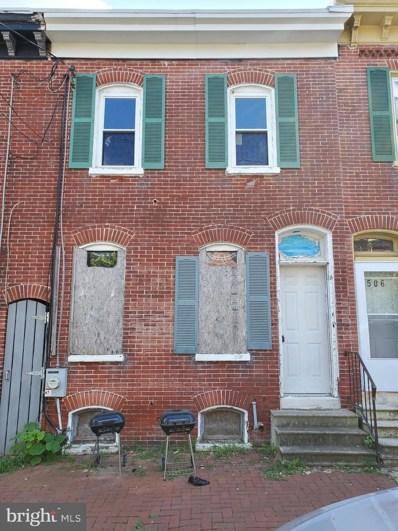 508 E 3RD Street, Wilmington, DE 19801 - #: DENC507548