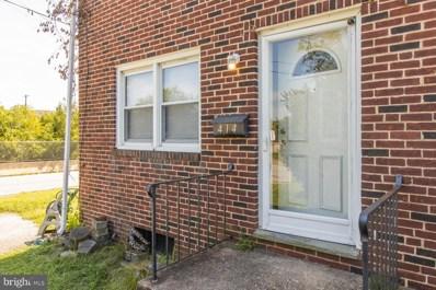 414 Washington Avenue, Wilmington, DE 19804 - #: DENC508490