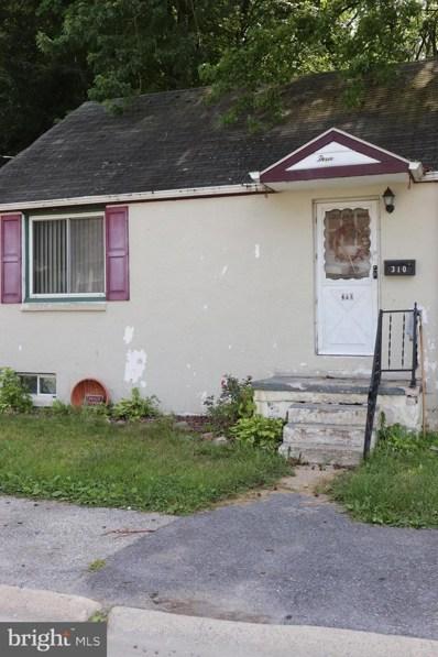 310 Odessa Avenue, Wilmington, DE 19809 - MLS#: DENC509392