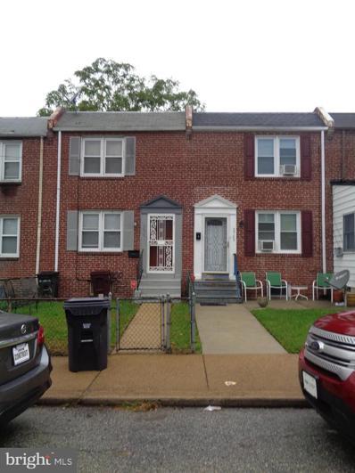 2707 N Jessup Street, Wilmington, DE 19802 - #: DENC510558