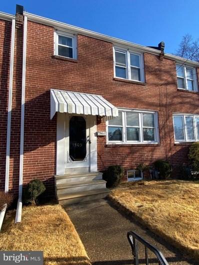1503 Temple Terrace, Wilmington, DE 19805 - #: DENC518066
