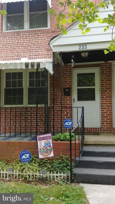 233 Birch Avenue, Wilmington, DE 19805 - #: DENC528516
