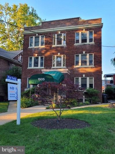 1505-Unit 1B  Delaware Avenue UNIT 1B, Wilmington, DE 19806 - #: DENC528868