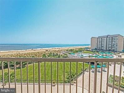 509S-  Dover House UNIT 509S, Bethany Beach, DE 19930 - #: DESU106170