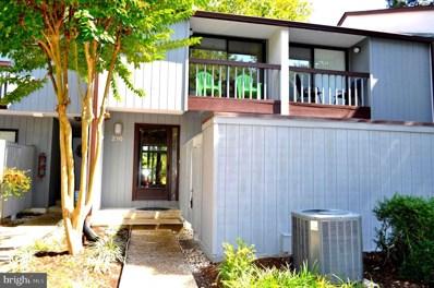 20960 Spring Lake Drive UNIT 216, Rehoboth Beach, DE 19971 - MLS#: DESU132048