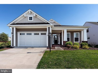 2 Canvasback Circle, Bridgeville, DE 19933 - #: DESU138746