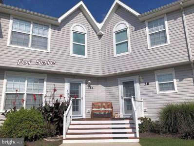 38180 Beachwood Court UNIT 27, Frankford, DE 19945 - #: DESU147332