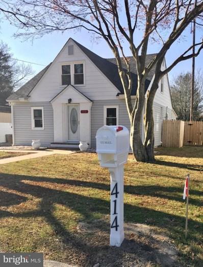 414 Pine Street, Milton, DE 19968 - #: DESU152750