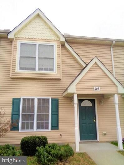 109 Dewey Street UNIT 803, Laurel, DE 19956 - #: DESU152856