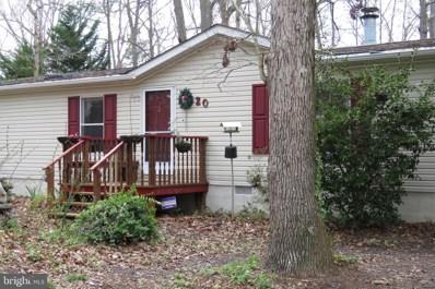 20 Woodlyn Estate, Millsboro, DE 19966 - #: DESU157614