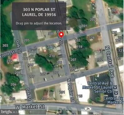 303 N Poplar Street, Laurel, DE 19956 - #: DESU158684