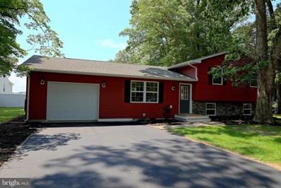25426 S Oak Drive, Millsboro, DE 19966 - #: DESU158698