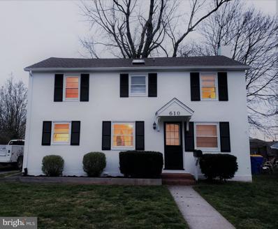 610 Hickory Lane, Seaford, DE 19973 - #: DESU178998