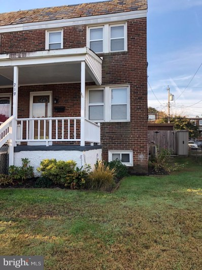 219 W Meadow Road, Baltimore, MD 21225 - #: MDAA100008