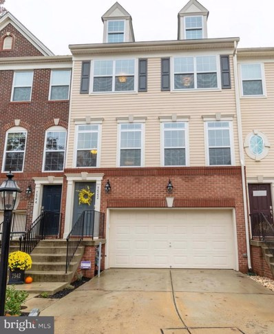 7542 Stonehouse Run Drive, Glen Burnie, MD 21060 - MLS#: MDAA100060