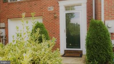 907 Arkblack Terrace, Odenton, MD 21113 - #: MDAA100419