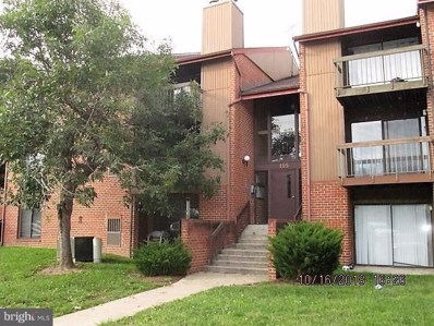 116 Mountain Road UNIT 2D, Glen Burnie, MD 21060 - #: MDAA100512