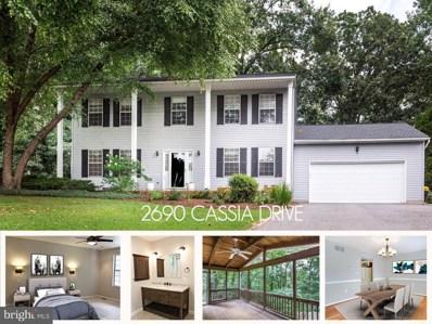 2690 Cassia Drive, Edgewater, MD 21037 - MLS#: MDAA100624