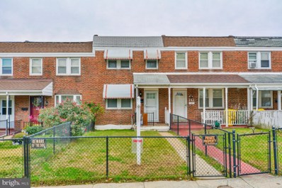 144 W Edgevale Road, Baltimore, MD 21225 - #: MDAA100740