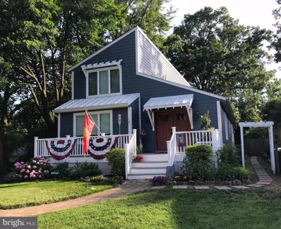 12 Bancroft Avenue, Annapolis, MD 21403 - MLS#: MDAA101644
