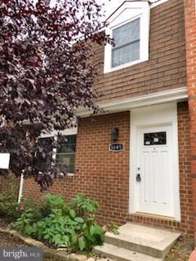 1645 Forest Hill Court, Crofton, MD 21114 - #: MDAA101786