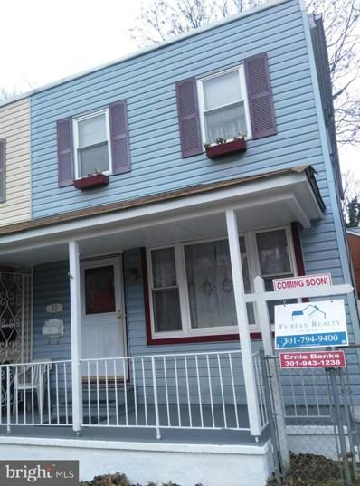 92 Clay Street, Annapolis, MD 21401 - #: MDAA138794