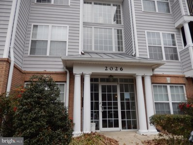 2026 Gov Thomas Bladen Way UNIT 203, Annapolis, MD 21401 - #: MDAA175478