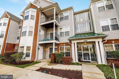 1980 Scotts Crossing Way UNIT 103, Annapolis, MD 21401 - #: MDAA182764