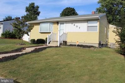 1607 Sunshine Street, Glen Burnie, MD 21061 - #: MDAA188278