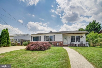 807 Lynvue Road, Linthicum Heights, MD 21090 - #: MDAA2000364