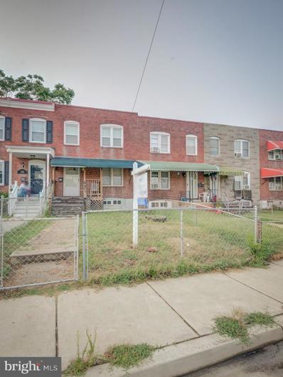210 E 11TH Avenue, Baltimore, MD 21225 - #: MDAA2005262