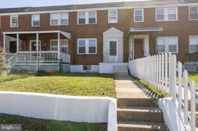 521 Old Riverside Road, Baltimore, MD 21225 - #: MDAA2010848