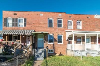 5308 4TH Street, Baltimore, MD 21225 - #: MDAA2010998