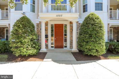 1507 Broadneck Place UNIT 1-403, Annapolis, MD 21409 - #: MDAA2011654