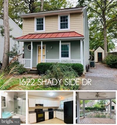 1622 Shady Side Drive, Edgewater, MD 21037 - #: MDAA2012120