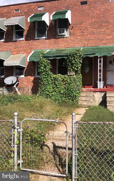 5337 Wasena Avenue, Baltimore, MD 21225 - #: MDAA2012182