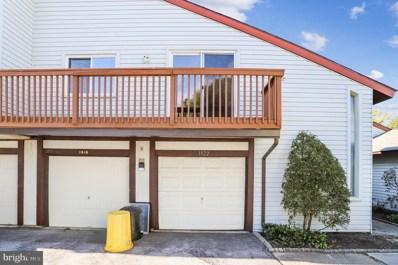 1922 Ardenwood Terrace UNIT D, Crofton, MD 21114 - #: MDAA2012808