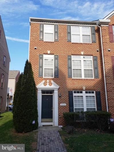 1515 Martock Lane, Hanover, MD 21076 - #: MDAA266724