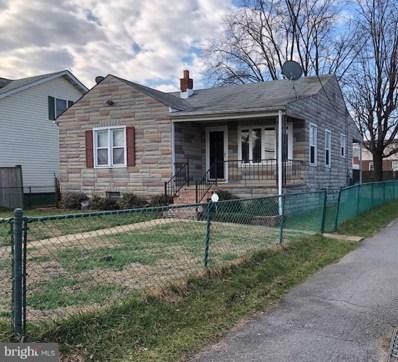 5704 Gischel Street, Baltimore, MD 21225 - #: MDAA284822