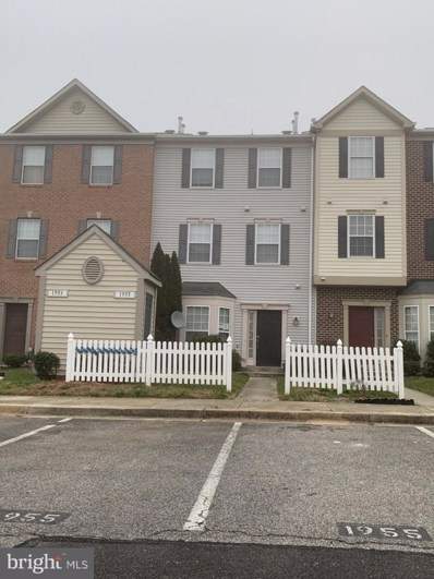1955 Camelia Court, Odenton, MD 21113 - MLS#: MDAA286998