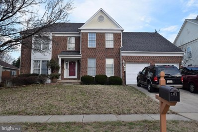 103 Bunker Hill Lane, Odenton, MD 21113 - MLS#: MDAA287010