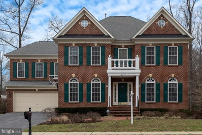 2314 Annapolis Ridge Court, Annapolis, MD 21401 - #: MDAA301498