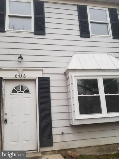 6436 Colonial Knolls, Glen Burnie, MD 21061 - #: MDAA302124