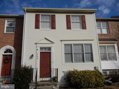 490 Watson Court, Millersville, MD 21108 - #: MDAA302540