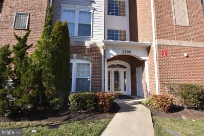 2606 Hoods Mill Court UNIT 3-202, Odenton, MD 21113 - MLS#: MDAA302924