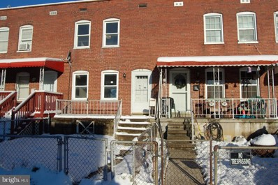 610 Wood Street, Baltimore, MD 21225 - MLS#: MDAA303118