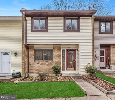 1652 New Windsor Court, Crofton, MD 21114 - #: MDAA303506