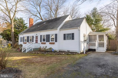 1195 Bay View Avenue, Shady Side, MD 20764 - #: MDAA305826